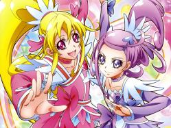 43268826 aida_mana calendar dokidoki!_precure kenzaki_makoto pretty_cure takahashi_akira