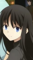 5yandre 269953 heterochromia kamikura_mitsuru kara_no_kyoukai kokutou_mikiya megane neko ryougi_mana ryougi_shiki yamazaki_miki