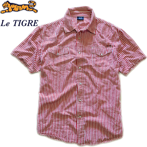 02USED半袖シャツ