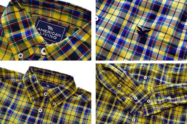 アメリカンリビング新品ネルシャツ06