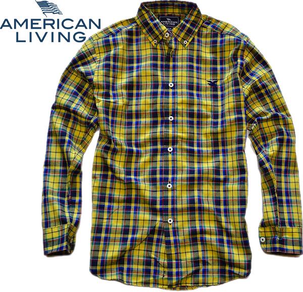 アメリカンリビング新品ネルシャツ04