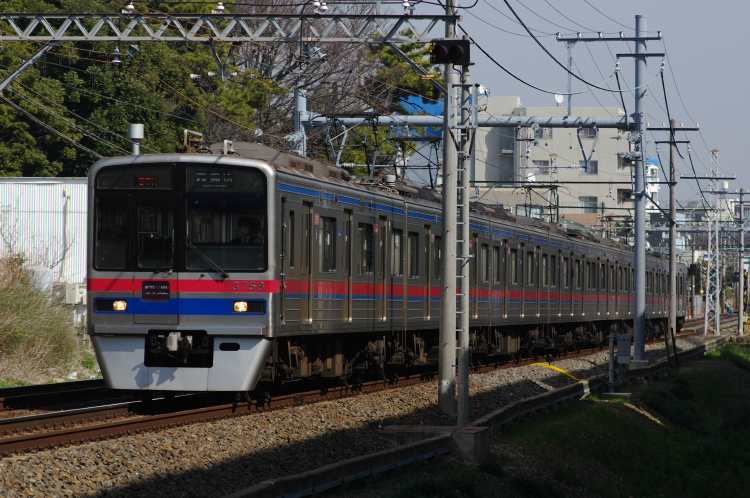 2013年03月09日 京成 101