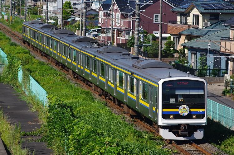 2012年9月12日 外房線 東金線 HM 010