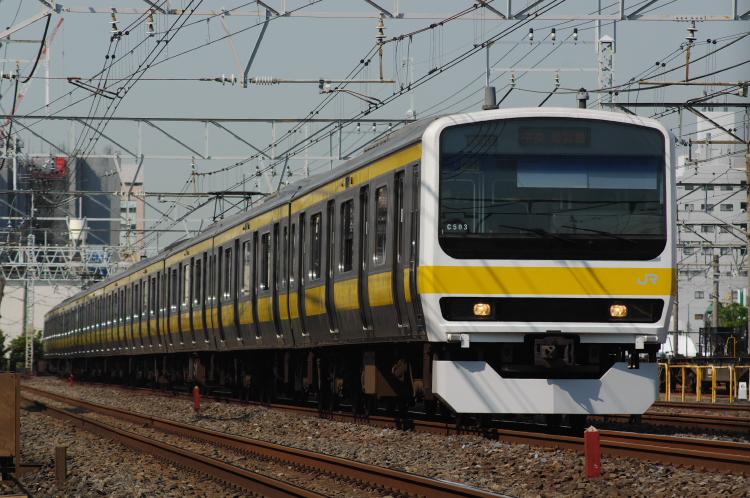 2013年05月09日 総武緩行 りんかい線 014