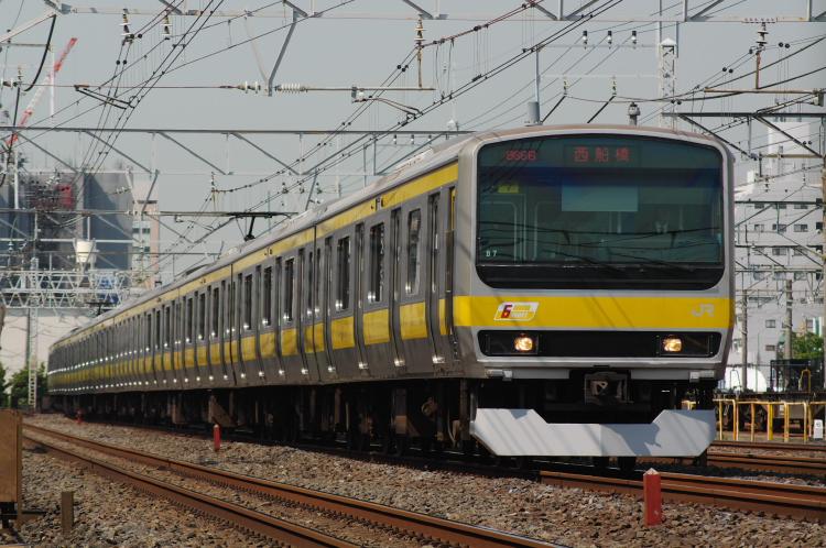 2013年05月09日 総武緩行 りんかい線 022