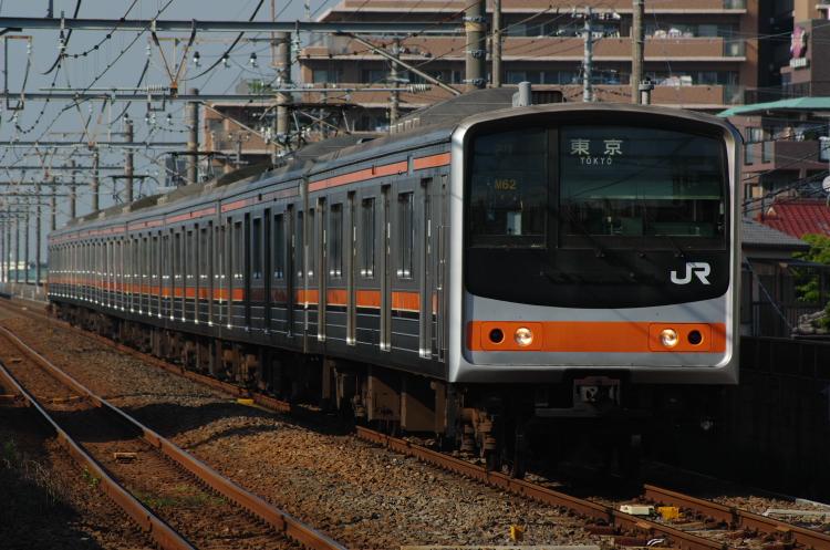 2013年06月03日 武蔵野線 チーバくん 012