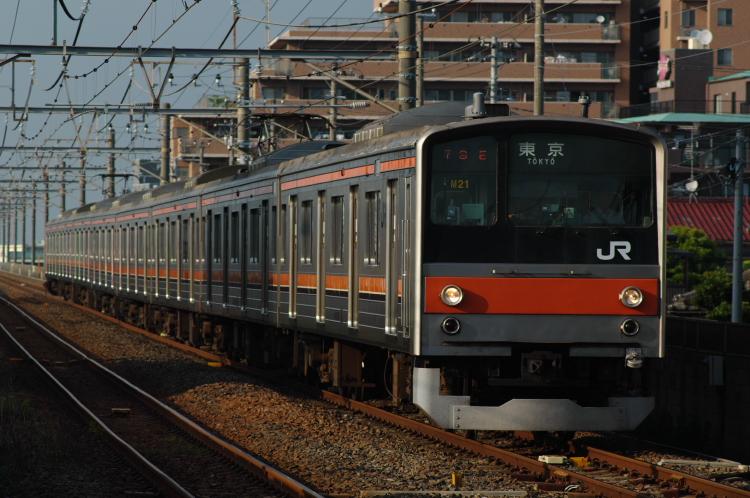 2013年06月03日 武蔵野線 チーバくん 019