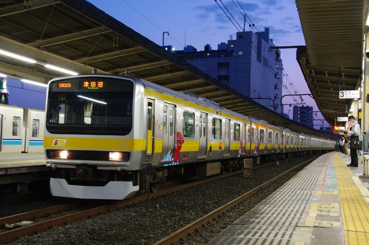 2013年06月03日 武蔵野線 チーバくん 040