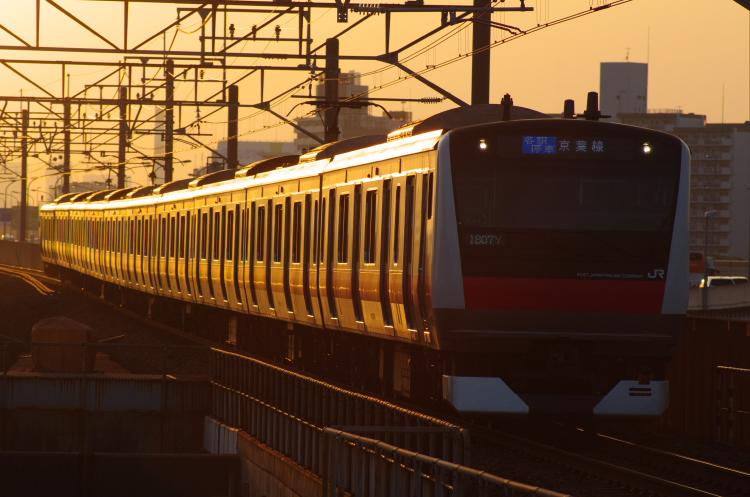 2013年06月03日 武蔵野線 チーバくん 027