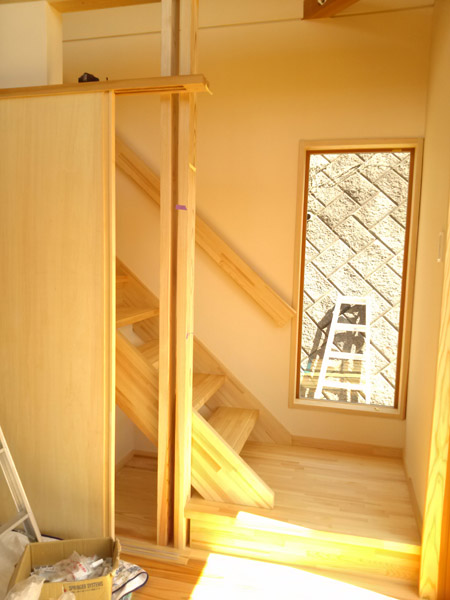 つながり階段