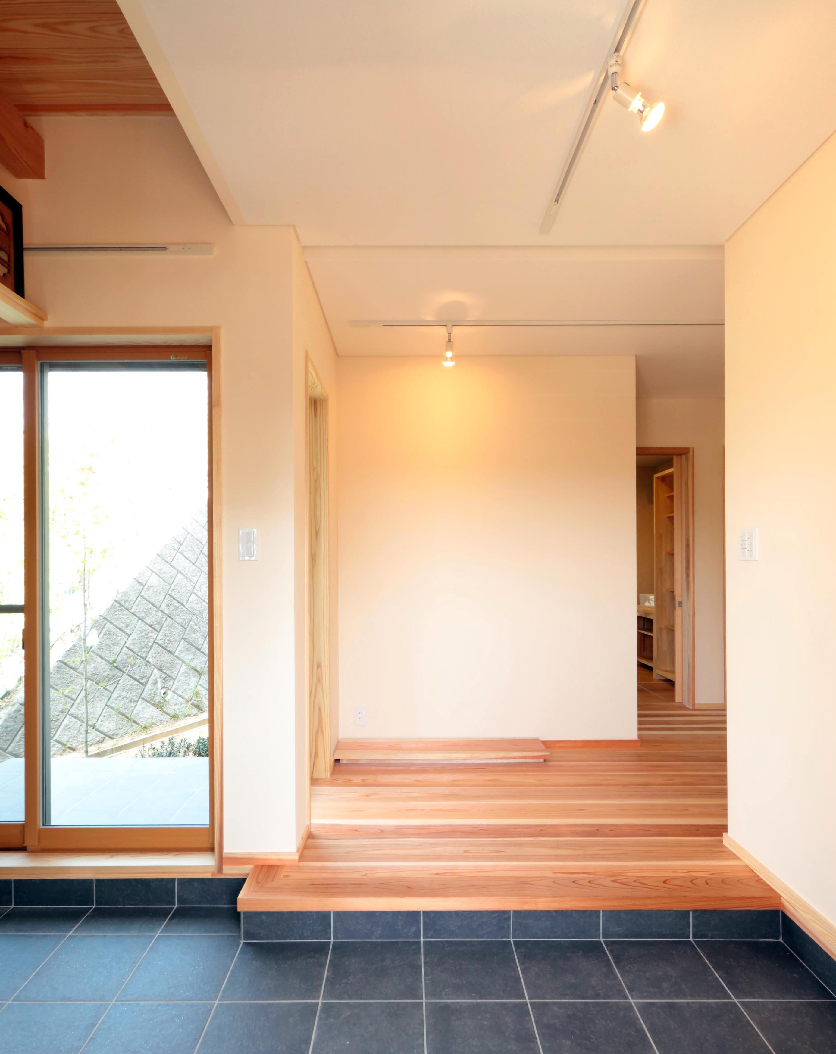 N様玄関1