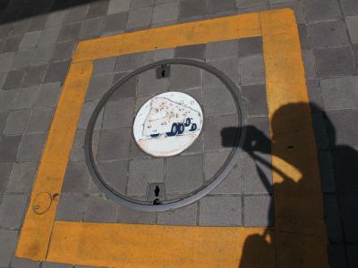 横須賀 消火栓マンホール