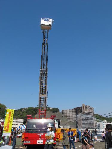 浦賀ドック 消防車