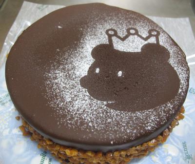 クマたんケーキ
