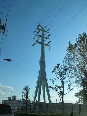 横浜 鉄塔