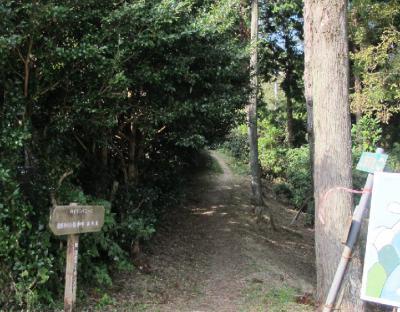 清水山ハイキングコース