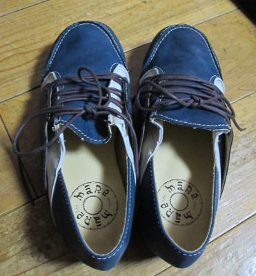 たんプレの靴