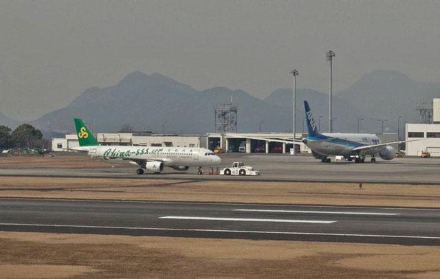 春秋航空-A320