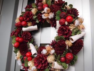 2012年クリスマスリース