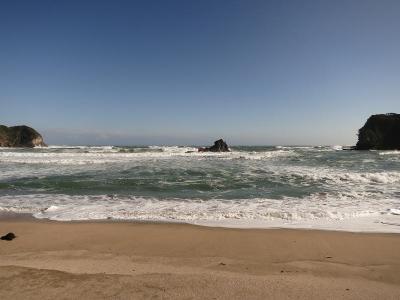 04-07 今日の海