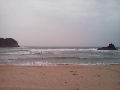 03-18 今日の海