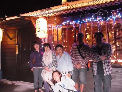 03-29 沖縄ツアー1日目 夜ご飯