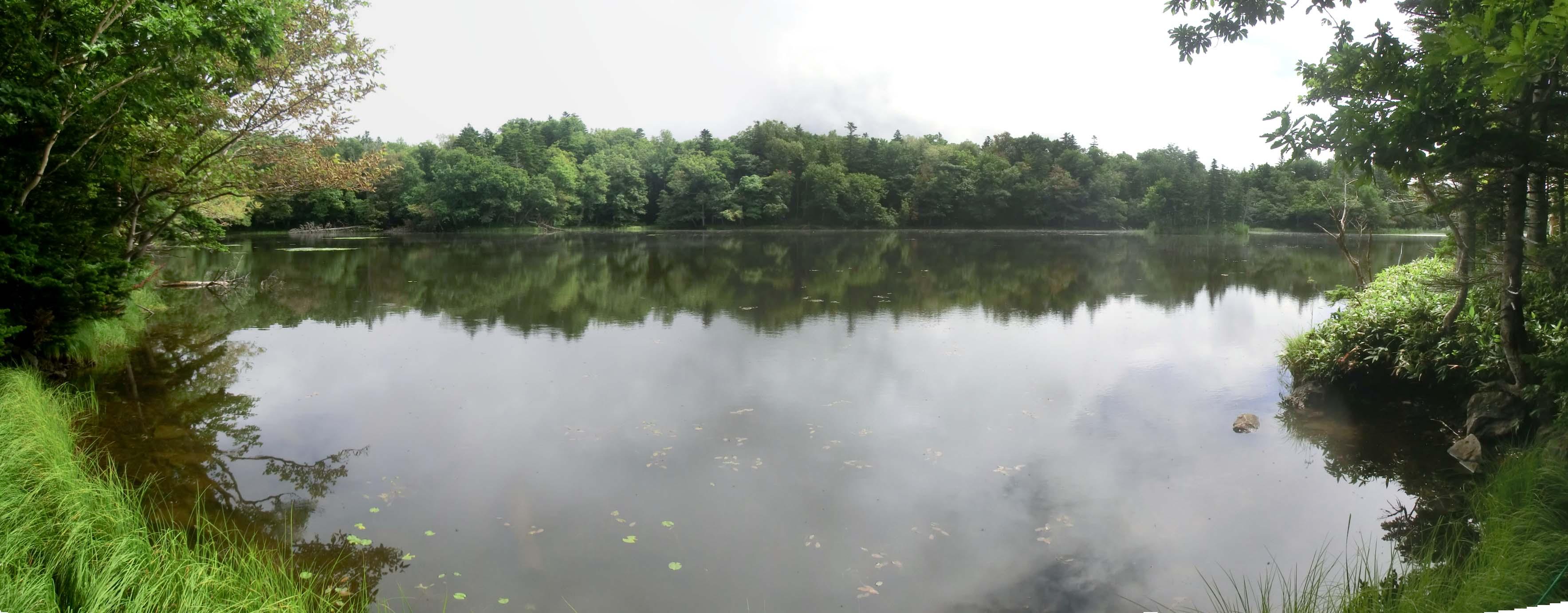知床パノラマ三湖
