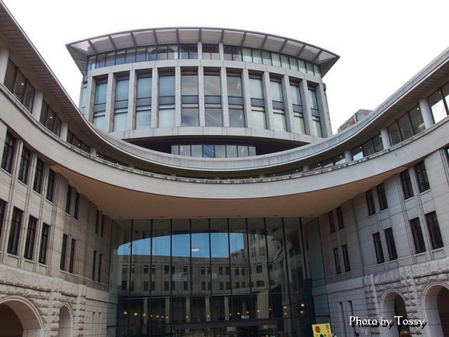 神戸税関新館