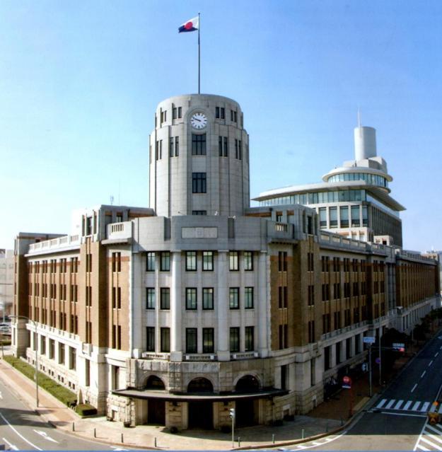 3代目神戸税関
