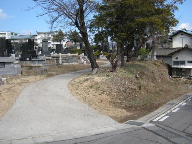 松本陸軍墓地 (6)