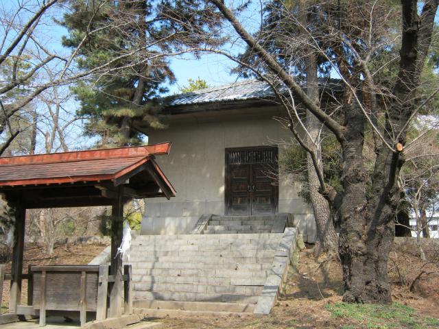 松本陸軍墓地