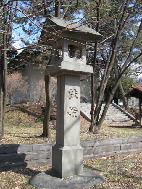 松本陸軍墓地 (2)