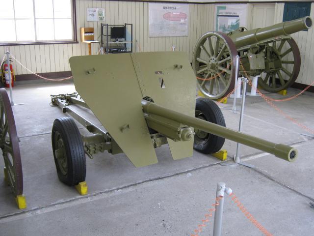 1式機動47mm砲