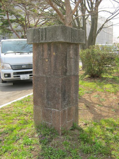 茨城大門柱 (2)