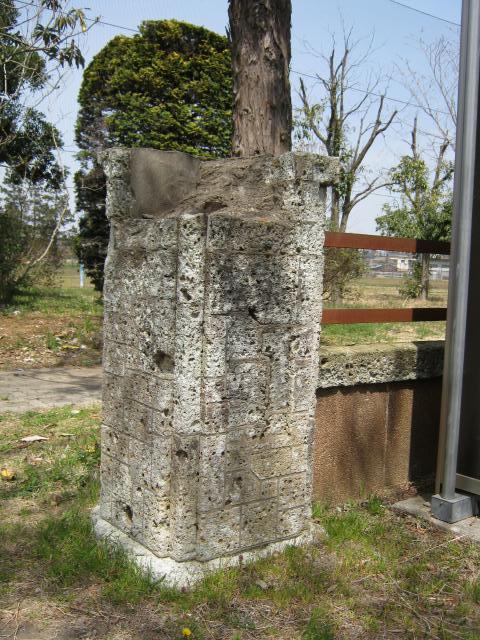 茨城大門柱