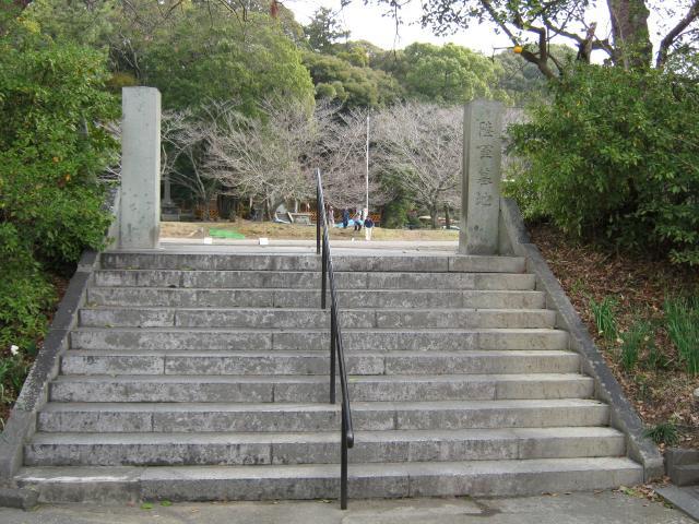 静岡陸軍墓地