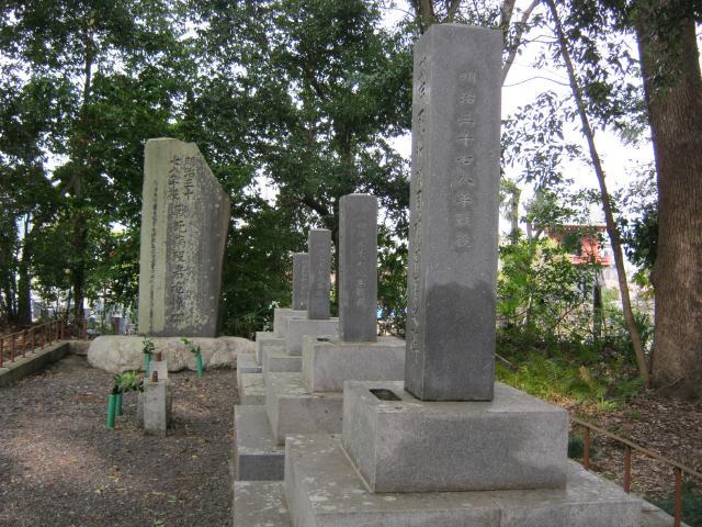 静岡陸軍墓地 (8)