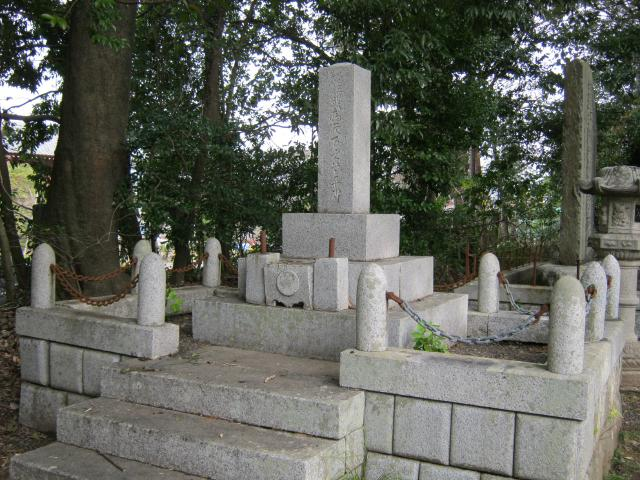 静岡陸軍墓地 (5)