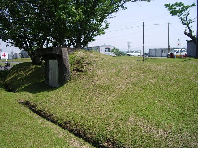 避難壕 (4)