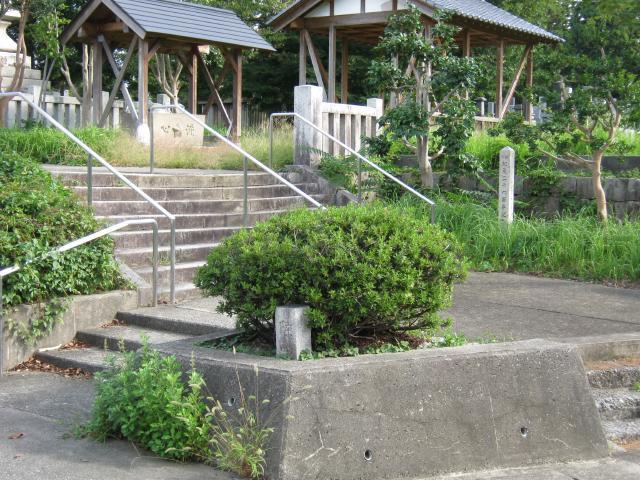 富山陸軍墓地 (3)