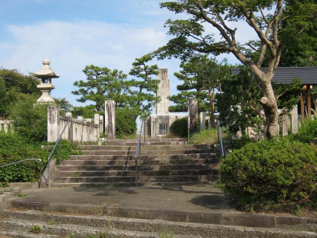 富山陸軍墓地
