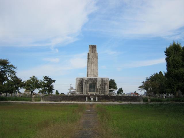 富山陸軍墓地 (11)