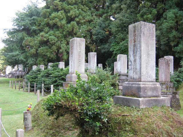 金沢陸軍墓地1 (6)