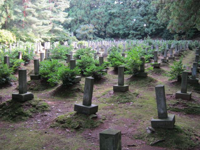 金沢陸軍墓地1 (3)