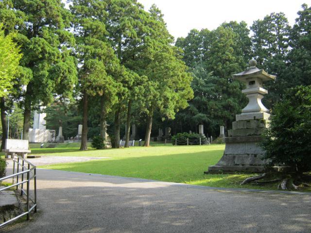 金沢陸軍墓地1