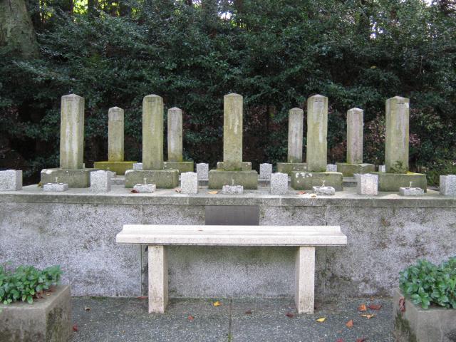 金沢陸軍墓地1 (7)