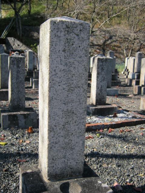 大津陸軍墓地再訪 (3)