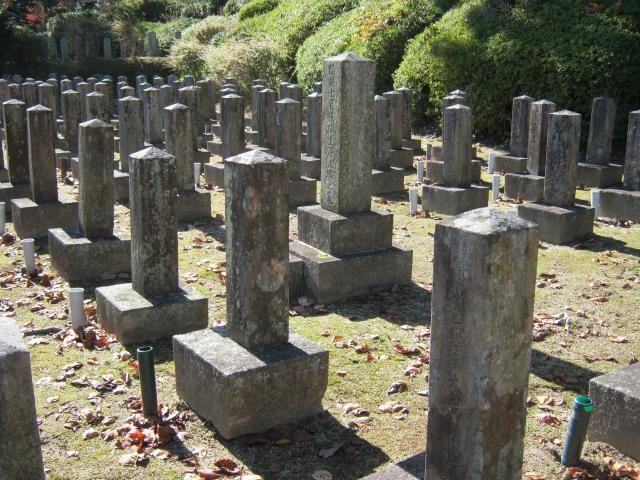 大津陸軍墓地再訪 (6)