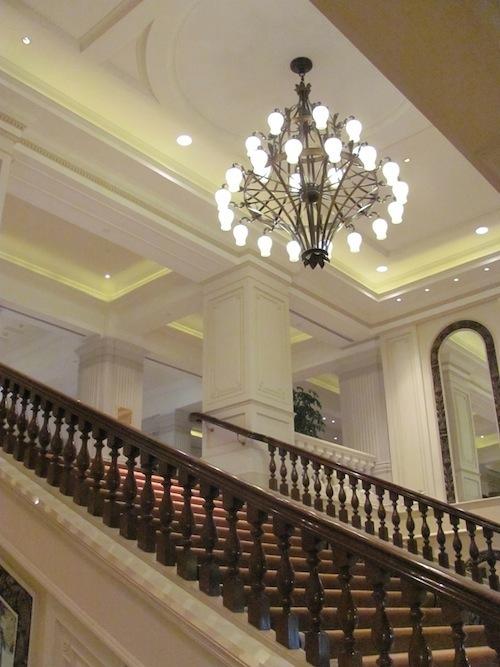 シンデレラ階段
