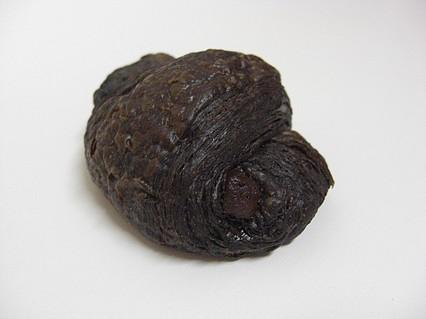 パン エスポワール 青森店 チョコクロワッサン 中身